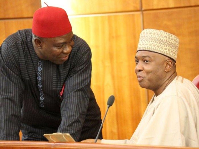 'Saraki Must Step Down As Senate President If He Leaves APC' – Ndume Blows Hot