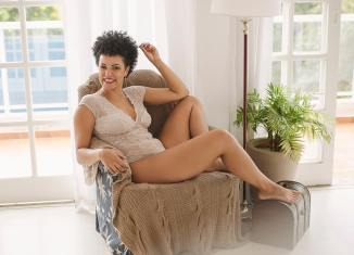 beautiful woman naked nude