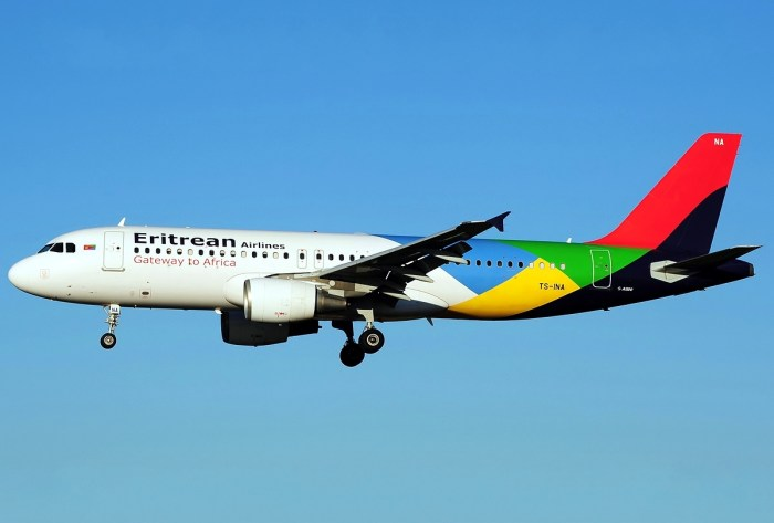 Eritrean, Airlines, Addis Ababa, Ethiopian Airlines