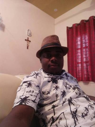 Odo Amos Ikechukwu, a businessman living in India