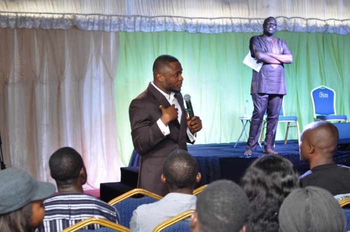 Chude Jideonwo Hosts Joy Masterclass Featuring Banky W, Ubi Franklin,