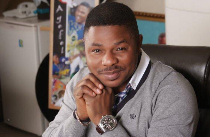 Yinka Ayefele, David Ajiboye, Oyo