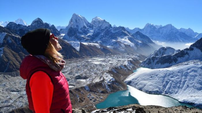 Gokyo RI and the Gokyo Lake