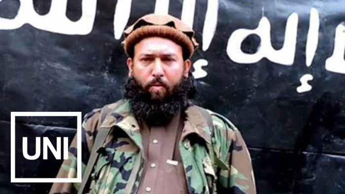 ISIS Leader Abu Sayeed Orakzai Killed In US Drone Strike