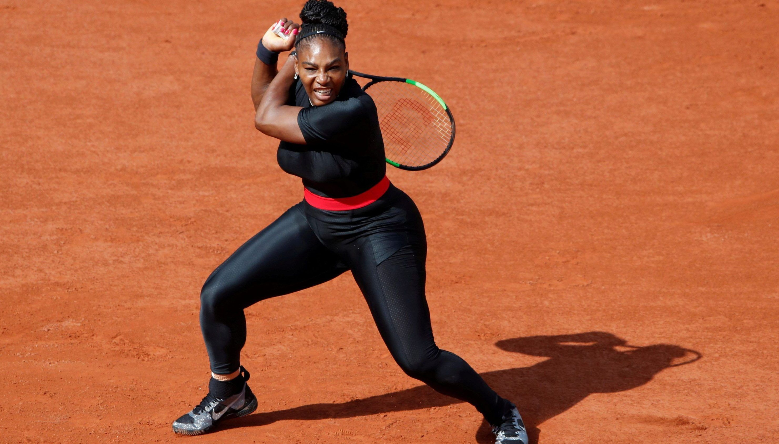 Serena Williams' catsuit prompted the French Open to change its dress code.