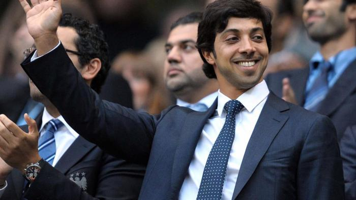 Top 25 Premier League moments: Sheikh Mansour buys Man City in 2008 | NBC Sports Liverpool