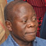 Adams Oshiomhole, Osita Okechukwu,