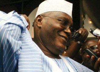 Atiku Abubakar, a former vice president of Nigeria PDp