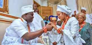 Oba Adeyeye Ogunwusi, Queen Morenike Naomi Oluwaseyi, Queen Zaynab Otiti-Obanor, Ooni, Ife