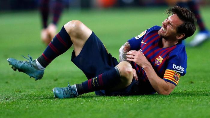 Lionel Messi, Rayo Vallecano, Barcelona FC, Inter Milan, Atlético Madrid