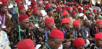 Igbo Nation, Etim Okon Edet, Patrick Oqua Agbor, E. A. Ezenwenyi