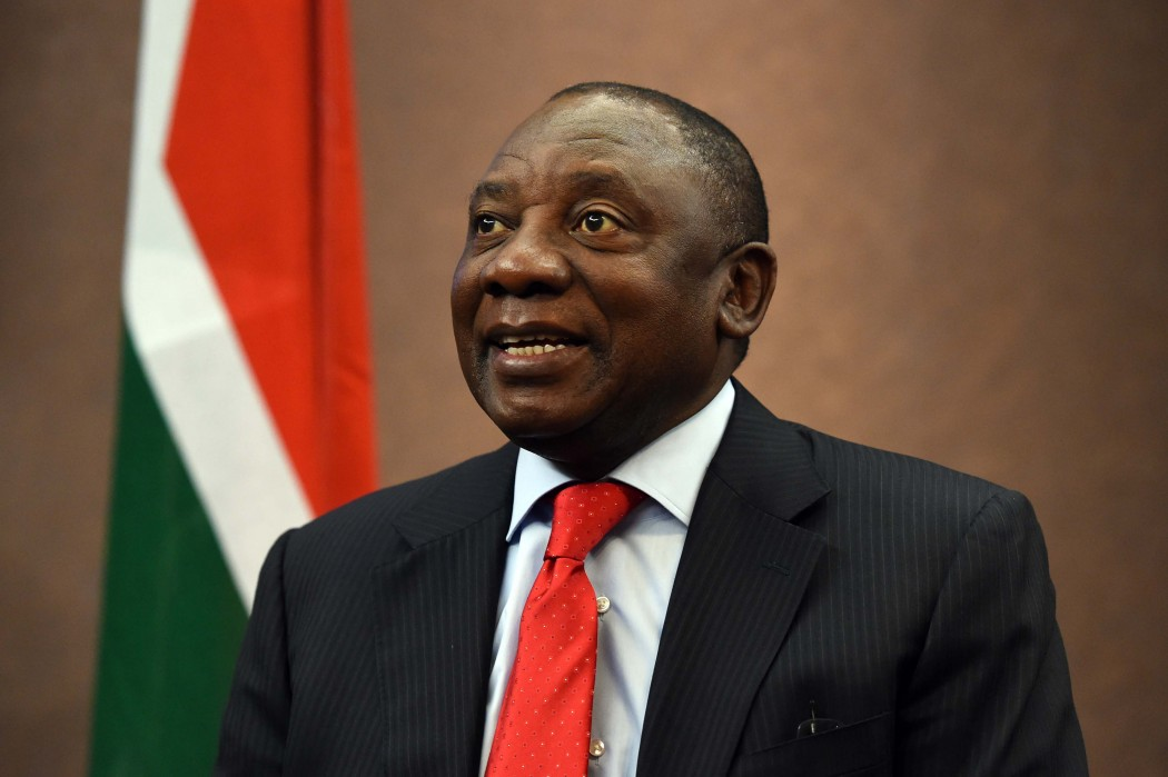 S. African President Cuts Trip Short Over Electricity Crisis At Home