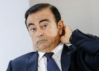 Carlos Ghosn, the chairman ofNissan Motor Co Ltd