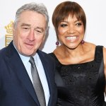 Robert De Niro, Grace Hightower, Donald Trump