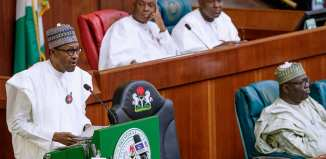 President Muhammadu Buhari, National Assembly