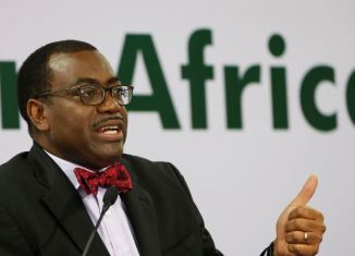 Akinwumi Adesina, president of the African Development Bank Group, afdb
