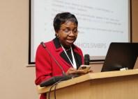Director General, NAFDAC, Prof. Mojisola Christianah Adeyeye