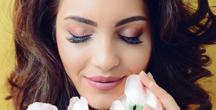 Lashes Extensions Makeup Eye