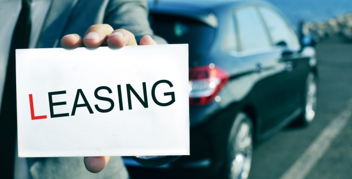 man driving car car leasing vehicle leasing