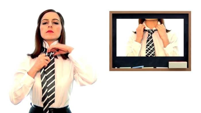necktie women