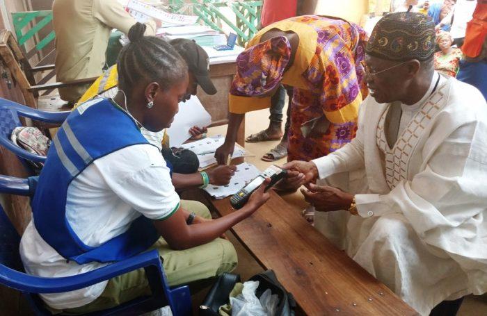 Lai Mohammed, Kwara, INEC