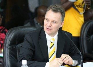 Uganda Wim Vanhelleputte, the chief executive of MTN Uganda