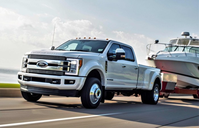 trucks power stroke engine