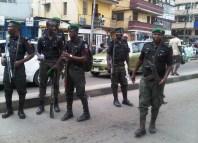 Muhammad Abubakar officers policemen police