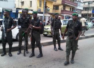 Muhammad Abubakar officers policemen police policeman