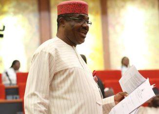 Mao Ohuabunwa, the senator representing Abia North