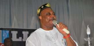 Great Ogboru, the governorship candidate of the All Progressives Congress, APC, in Delta State