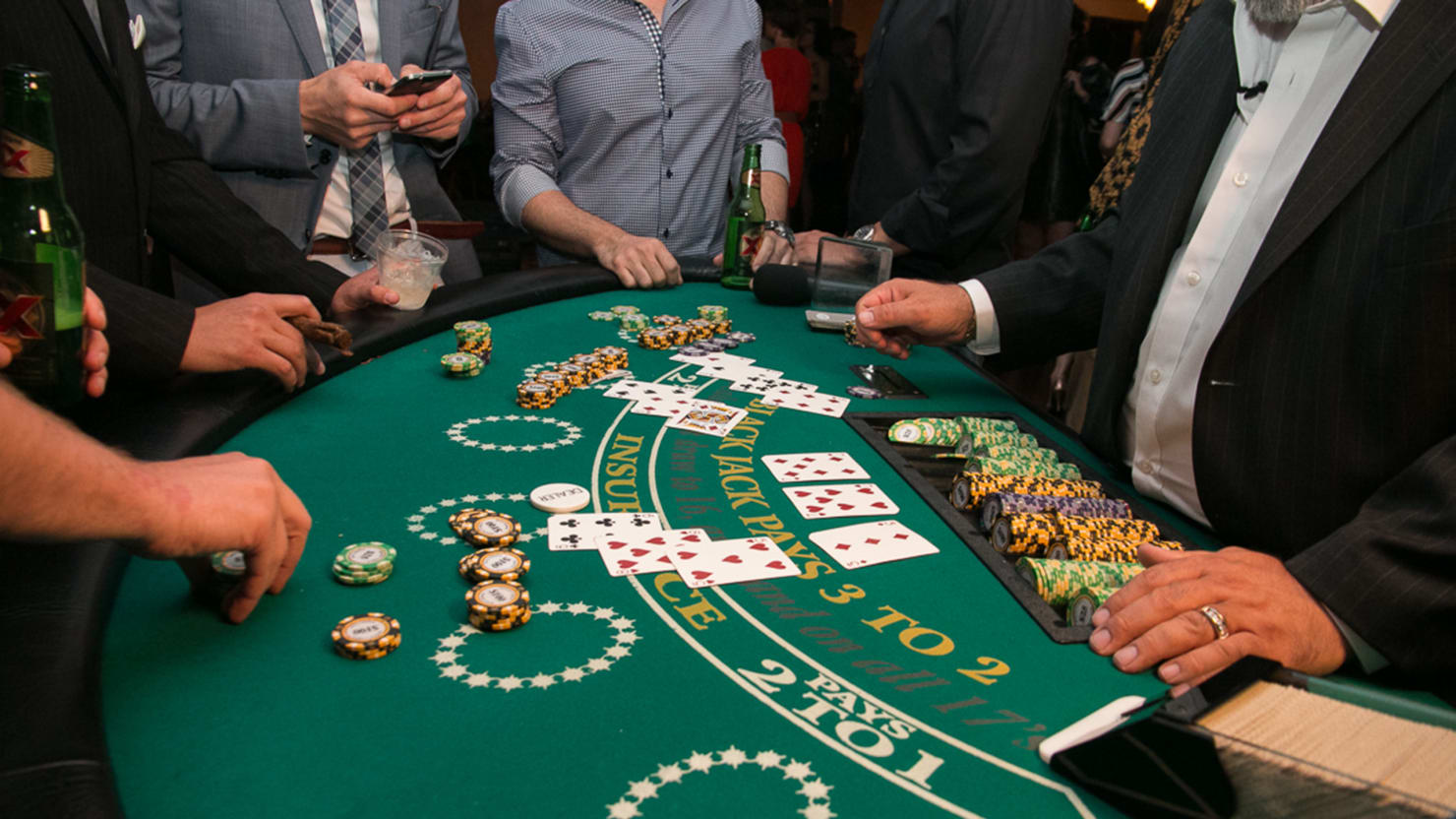 Leap Into A New World With Live Quantum Blackjack - The Trent