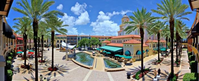 A beach on Islamorada, South Florida