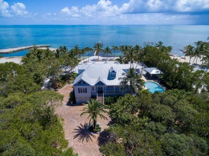 Pineapple Beach, Islamorada, South Florida