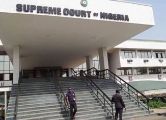 justice supreme court of Nigeria