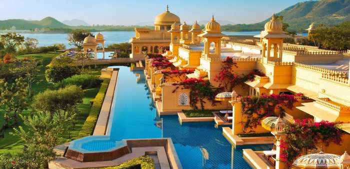 A romantic spot in Udaipur