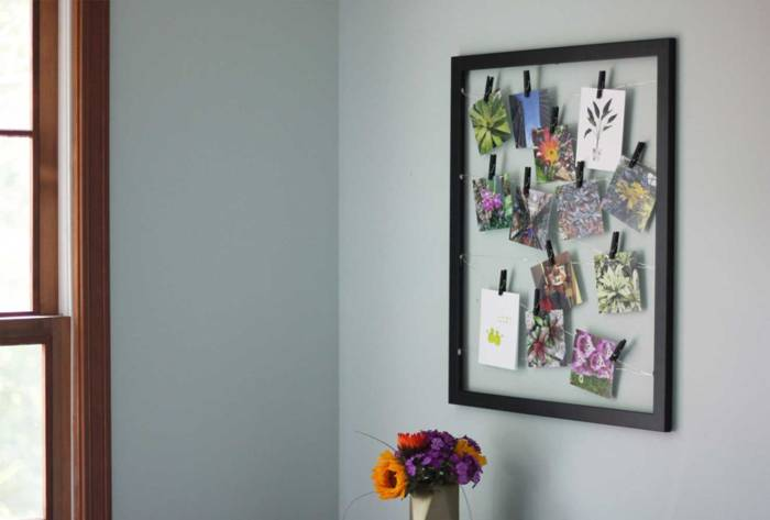DIY picture frame grandmother