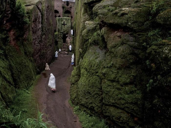 One Ethiopia's underground churches