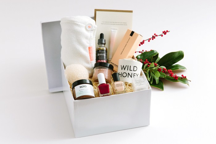 spa item gifts