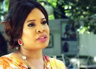Nollywood actress Monalisa Chinda-Coker