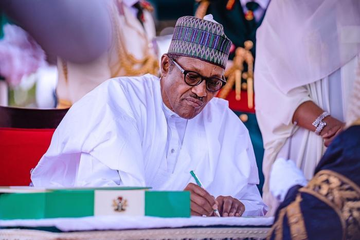 Niger Delta Development Commission, Buhari Featured