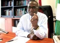Senator Victor Ndoma-Egba, a former senate leader and former NDDC boss