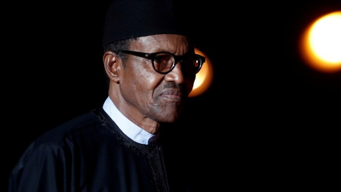 AFCFTA Nigeria's President Muhammadu Buhari