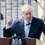 Boris Johnson compared himself to Sir Winston Churchill (Image: Wiktor Szymanowicz / Barcroft Media)