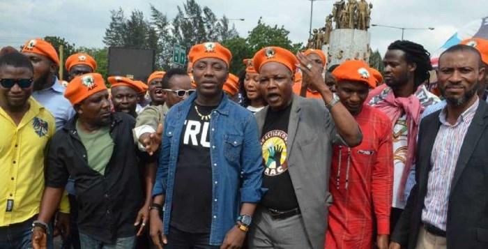 N1 million, Omoyele Sowore, Kunle Ajayi,