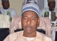 Professor Babagana Zulum, the governor of Borno State