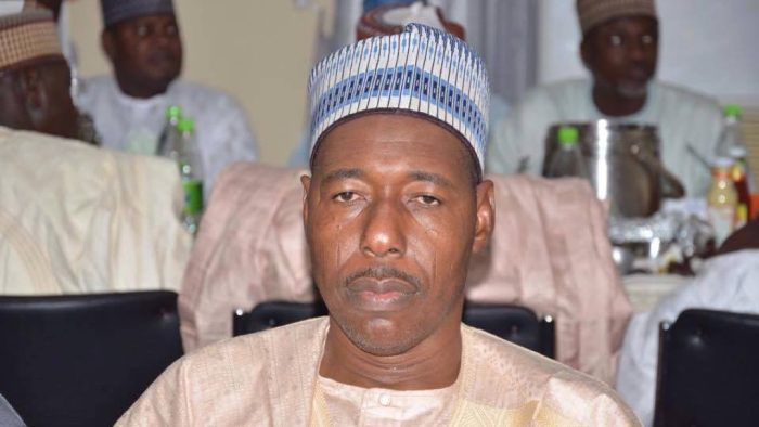 Professor Babagana Zulum, the governor of Borno State governors
