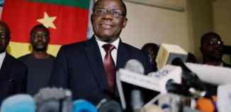 Maurice Kamto, Paul Biya