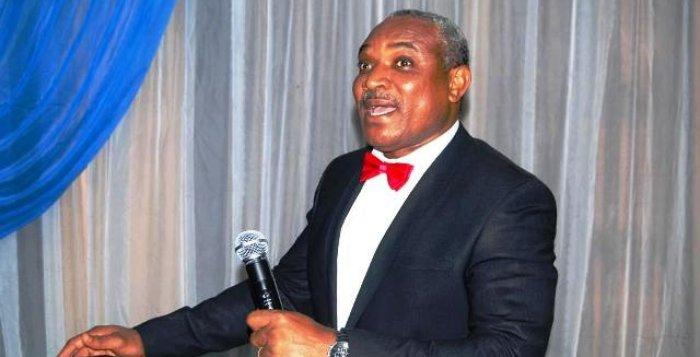 Okoi Obono-Obla, former aide to President Buhari on the anti-corruption drive