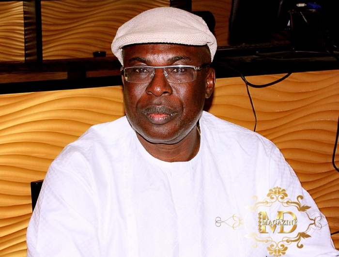 Chief Timipre Sylva, Nigeria's minister of state for petroleum | MD Magazine